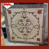 Wholesale Cut - To - Size Water Jet Medallion , Polished Marble Medallion Floor Tile from china suppliers