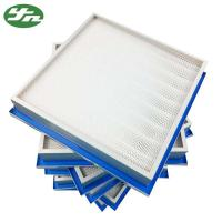 China U15 Gel Seal HEPA Filters , HEPA Room Air Filters Easy Install With Blue Jelly Glue on sale