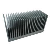 Wholesale Industrial Aluminum Heatsink Extrusion Profiles , with drill ,cutting ,tapping from china suppliers