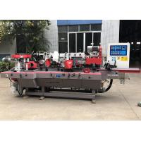 Wholesale Custom Six Head Moulder Highly Efficient Inverter Feeding For Furniture Manufacturer from china suppliers