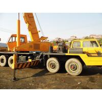 Wholesale KATO NK-500B-III USED TRUCK CRANE FOR SALE ORIGINAL JAPAN 50T TRUCK CRANE from china suppliers