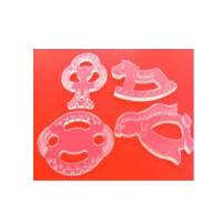 Quality silicone baby teether for molars ,100% safety material silicone baby teether for sale