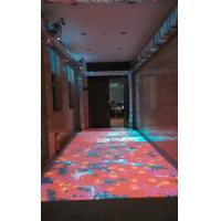 Wholesale Triple Size 3D Interactive Floor Projectors For Exhibit Fair Calendar Function from china suppliers