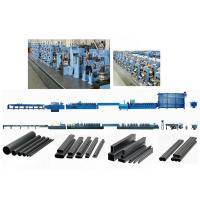 Wholesale Welded carbon steel pipe mill line from china suppliers