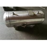 Quality ASME Standard Compressed Air Storage Tank For Semitrailer High Temperature for sale