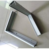 Wholesale Customeized Aluminum Frames For Solar Panels , Oxidation Aluminum Extrusion Profiles from china suppliers