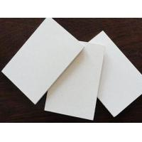 High Density Waterproof Calcium Silicate Board / Sheet For Fireplaces Insulation