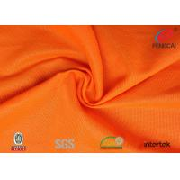 Wholesale Flame Retardant Fluorescent Material Fabric 100% 75d Polyester Material from china suppliers