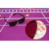 Wholesale Cool Infrared Sunglasses Perspective Glasses For Back Marked Cards from china suppliers