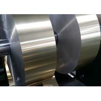 Air Cooling Tower Heat Transfer Foil Mill Finished Industry Aluminum Foil Rolls for sale