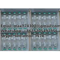 China Bodybuilding Human Growth Hormone , High Purity Jintropin Growth Hormone on sale