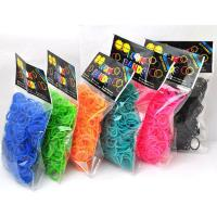 DIY Colorful Silicone Wristband Bracelet Eco - Friendly For Gift for sale