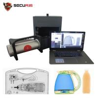 Buy cheap Wireless Portable X Ray Baggage Inspection System With Industrial CCD Camera from wholesalers