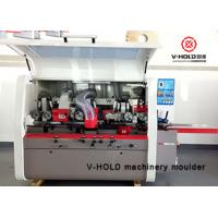 Wholesale VH - M416 Four Sided Planer Moulder  , High Speed Industrial Wood Planer For Glued Laminated Timber from china suppliers