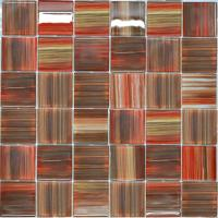 Wholesale Hand drawing crystal glass mosaic kitchen tiles from china suppliers