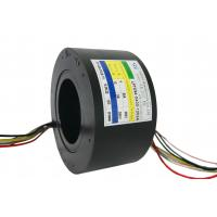 Wholesale JINPAT Big Hole Slip Ring 18 Contacts 5 A Able To Transmitting Gases And Liquids from china suppliers