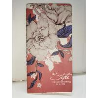 China Flower Wooden - Free Paper Notebook Printing , Custom Sewing Notebooks on sale
