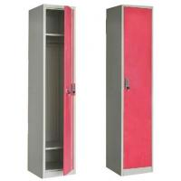 Wholesale Customized Size and Color Single Door Cold Rolling Steel Locker For Staff from china suppliers