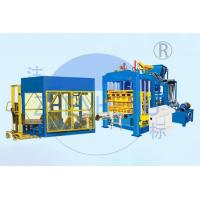 Wholesale QT12-15 Block Maker Hydraulic Block Making Machine 15 - 25s Cycle Time from china suppliers