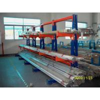Wholesale Adjustable Heavy Duty Steel Double Arms Cantilever Storage Racks For Wood Plank Storage from china suppliers