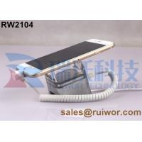 Wholesale ABS / Aluminum Anodized Cell Phone Security Tether Display Holder With Alarm Function from china suppliers