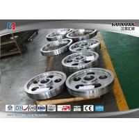Wholesale AS4140 Rail Wheel Ring Rolling Forging Rough Machined Forged Shaft from china suppliers