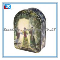 Wholesale Good Quality Gift Tin Box candy tin box from china suppliers