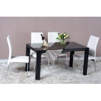 Wholesale Modern Dining Room Furniture,Tempered Glass Dining Table from china suppliers
