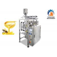 Wholesale CE Approved Sachet Packing Machine Electric Driven 0.04 - 0.09mm Thick Film from china suppliers