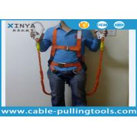 Wholesale Fall Protection Systems Construction Full Body Harness Industrial Safety Belt from china suppliers