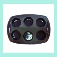Wholesale silicone ice tray mold ,silicone round tray mold from china suppliers