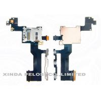 Quality Flex Cable HTC Spare Parts HTC One Power Button On Off Flex Camera White Black for sale