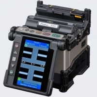 Wholesale 15m/S Fujikura 70s Fusion Splicer With CT50 Cleaver Battery / Cord from china suppliers