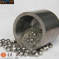 China High Toughness Lab Tungsten Carbide Grinding Media Corrosion Resistance for sale