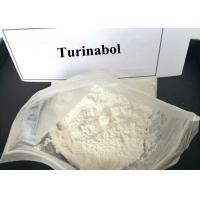 Buy cheap 4-Chlordehydromethyltestosterone White Steroid Powder Oral Turinabol For Muscle Mass from wholesalers