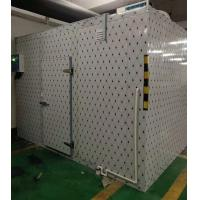 Wholesale Hinged / Sliding Door Small Cold Room  , -20℃ Meat Prefabricated Cold Room from china suppliers