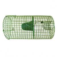 how to set rat trap cage