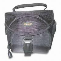 China Camera Bag/Video Case, Made of Nylon Material, Internal Sized of 17.5 x 14 x 13cm on sale