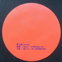 Quality 0.45mm Flame Retardant Rubber Coated Fabric for Protective Clothing for sale