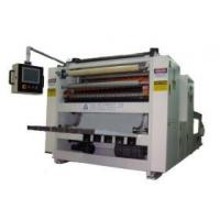 China Interfold Facial Tissue Paper Making Machine on sale