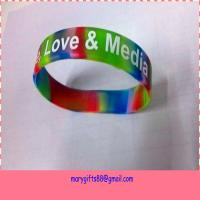 Competitive Price Mixed Color Silicone Band for sale