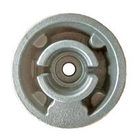 Quality Durable HT250 Grey Cast Iron Casting Bracket Support And Mounts Sand Casting for sale
