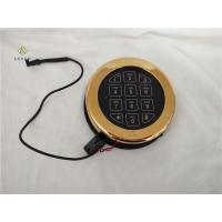 Wholesale Thin Body Electronic Safe Lock Keypad , Durable Safe Keypad Replacement Keyless from china suppliers
