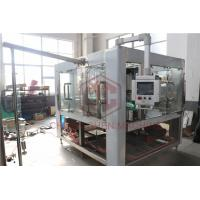 High Speed Beverage Can Filling Machine Soda Water Cup Filling And Sealing for sale