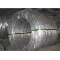 Wholesale 1.2mm Hot Dipped / Electro Galvanized Iron Wire Low Carbon Material from china suppliers