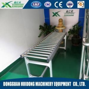 Shipping Long Distance Belt Conveyor , Fire Resistant Roller Chain Conveyor