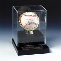 Wholesale SGS Baseball Acrylic Display Stand Case / Sport Acrylic Advertising Display from china suppliers
