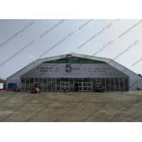China ABS Sidewalls Large Polygon Tent 30m Width for sale