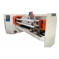 Wholesale High Temp Green Polyester Film Silicone 38mm Tape Roll Cutting Machine from china suppliers
