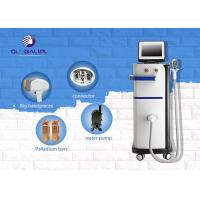 Buy cheap 808nm Permanent Laser Hair Removal Machines / Hair Removal Equipment For All from wholesalers
